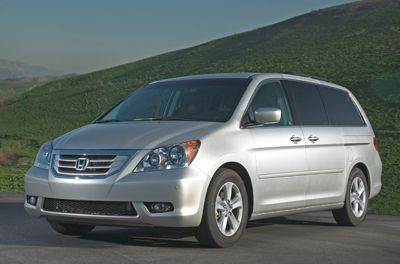 2010 Honda Odyssey Review   St. Louis MO Www.stlouishonda.com #2010