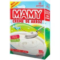 Creme MAMY caixa 200g