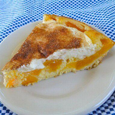 Award Winning Peaches and Cream Pie Recipe - Allrecipes.com | Allrecipes