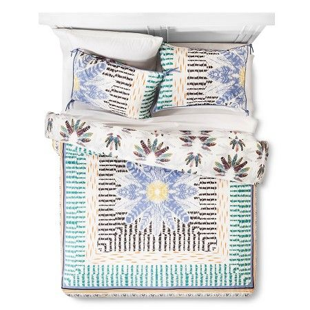 Wild at Heart Duvet Set - Boho Boutique™ : Target