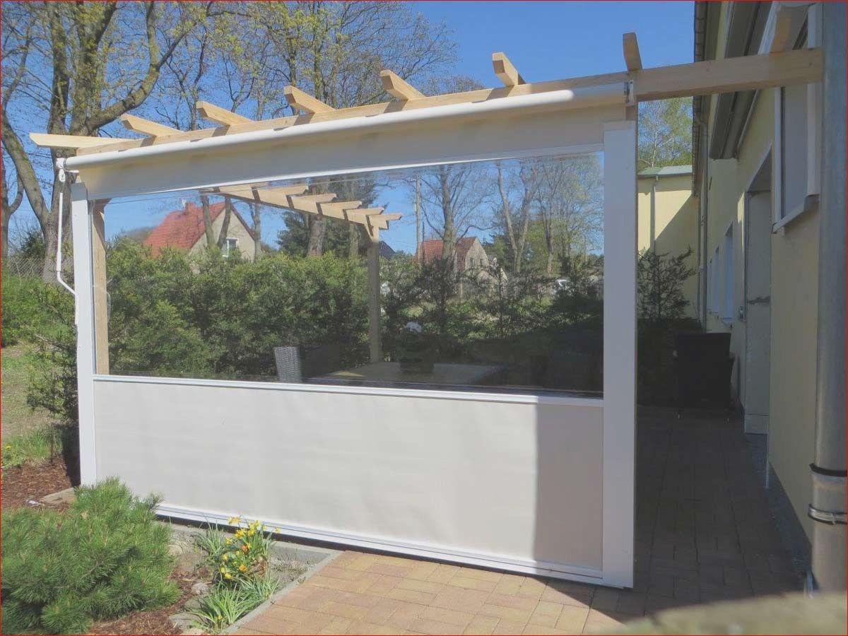 40 Einzigartig Terrassen Windschutz Plane Planen Windschutz