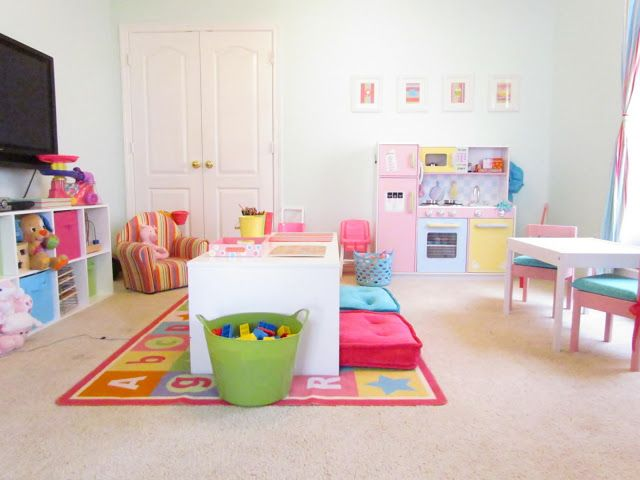 Photo of Girly Playroom