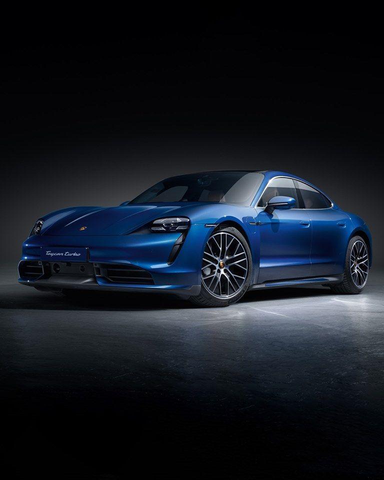 Porsche Electric Sports Car