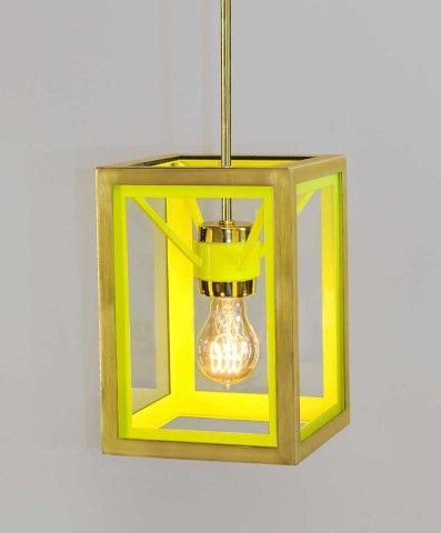 Cosy light fixture from The Urban Electric Co.