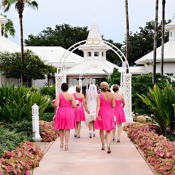 Walt Disney World Wedding Spotlight: Brooke & BrendanEver After Blog   Disney Fairy Tale Weddings and Honeymoon