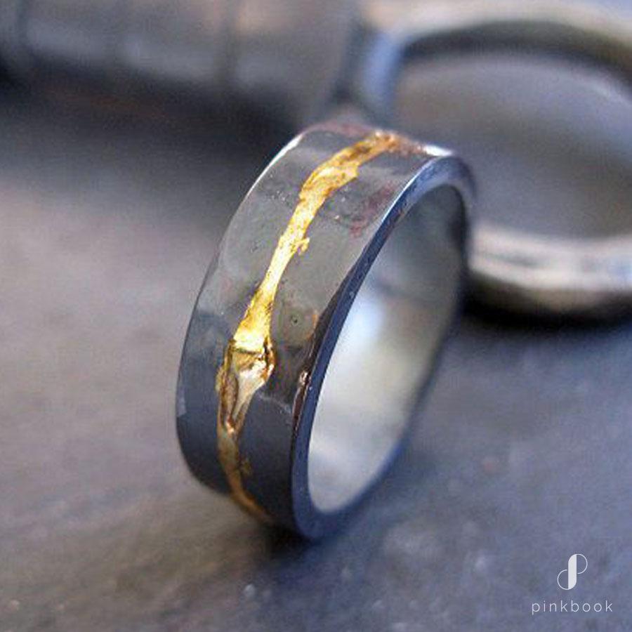 34 Unique Mens Wedding Rings Pink Book Weddings South Africa Rustic Mens Wedding Rings Viking Wedding Ring Mens Wedding Rings Unique