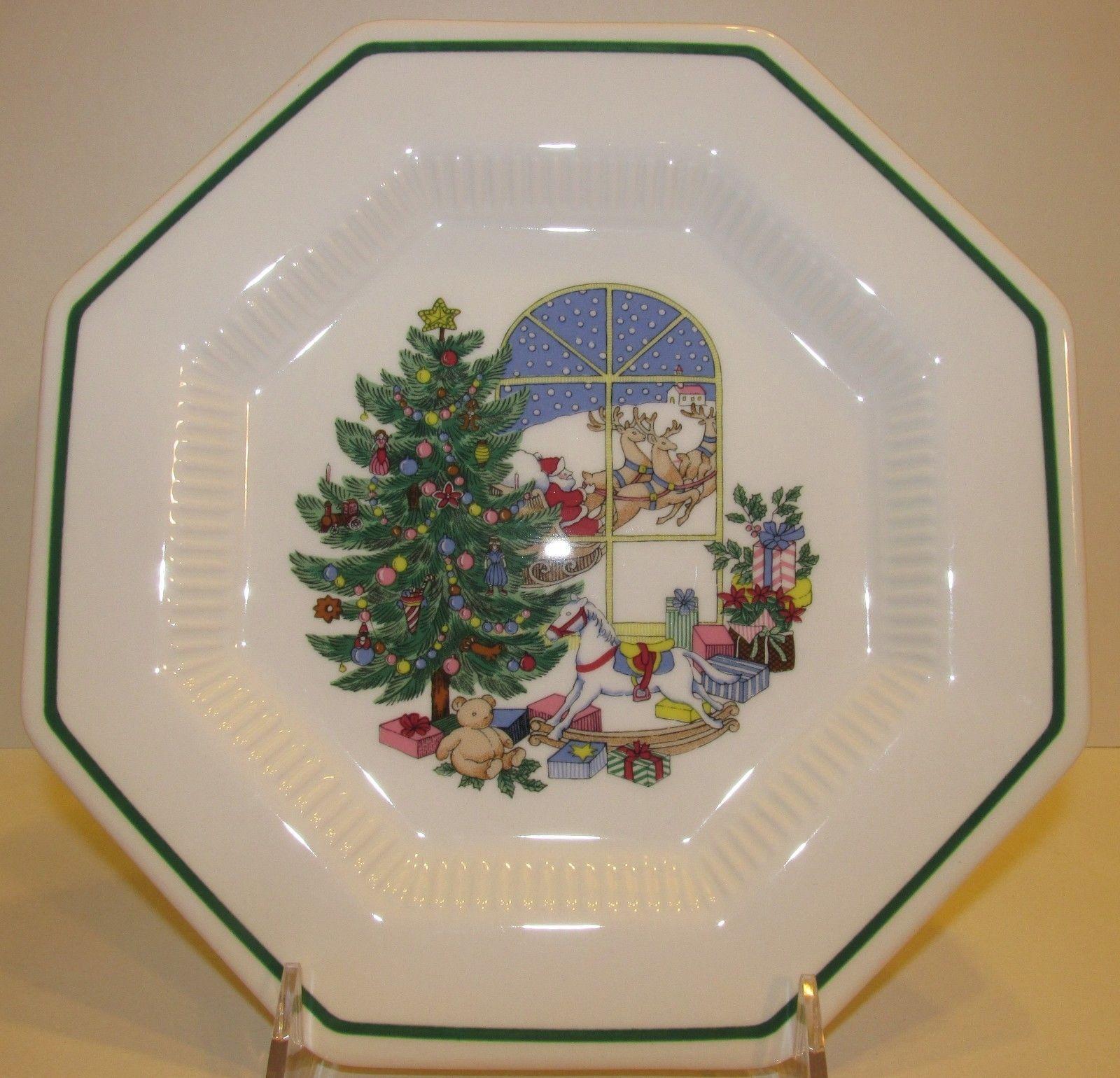 Amazing Nikko Christmas Dinnerware Sets Images - Best Image Engine ...