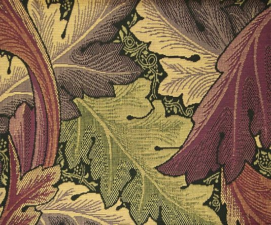 Acanthus Tapestry Upholstery Fabric Creating A Folding Screen