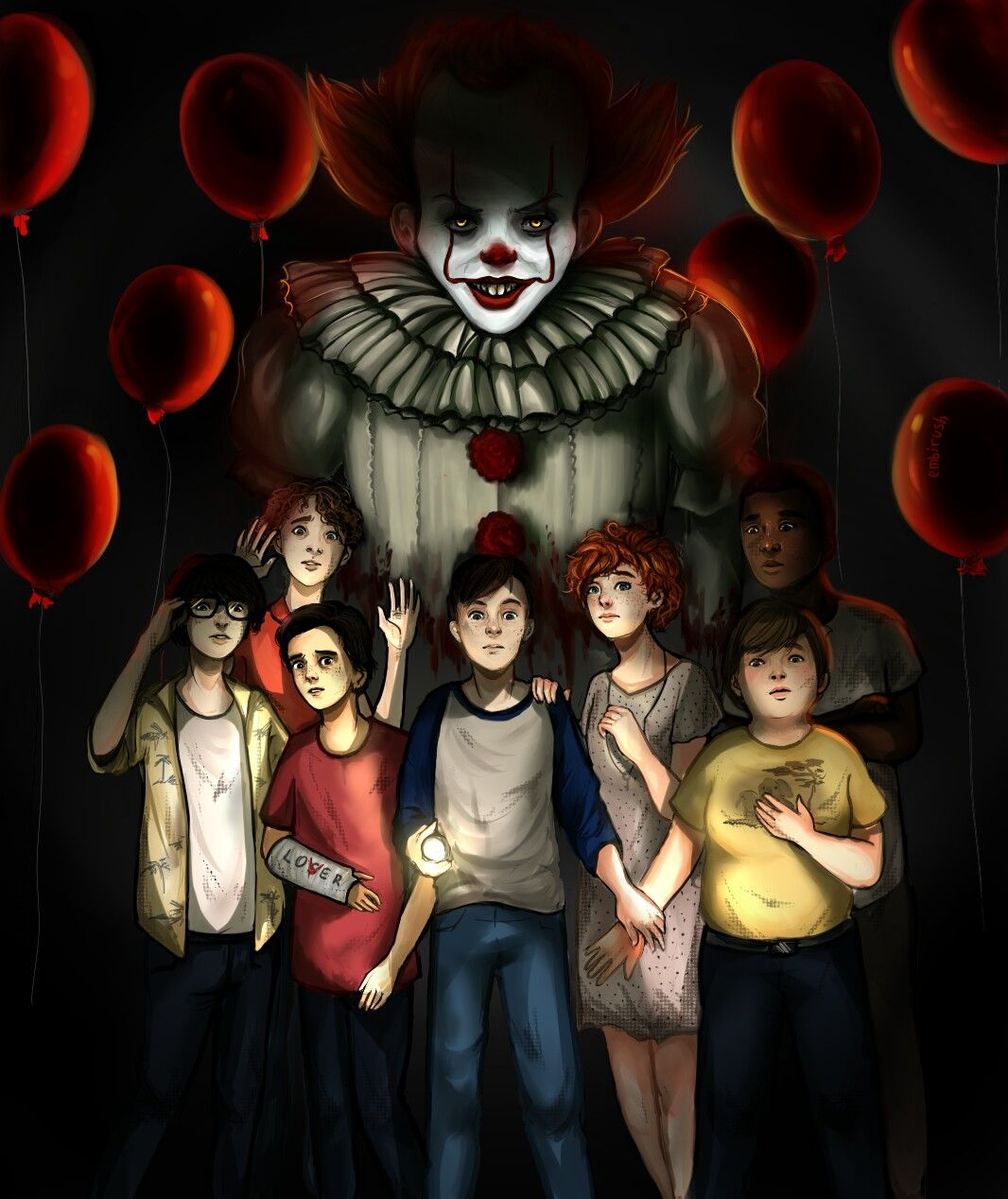 Pin By Drasamax Python On Pennywise