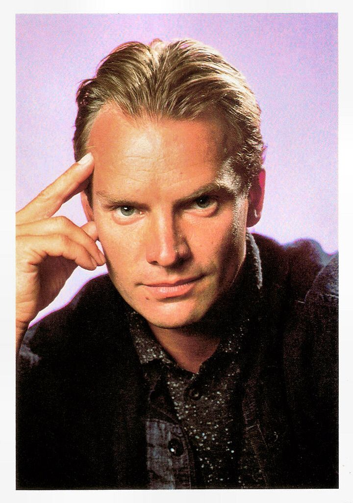 Pin by Rhonda Teague on I Love Sting Sting musician
