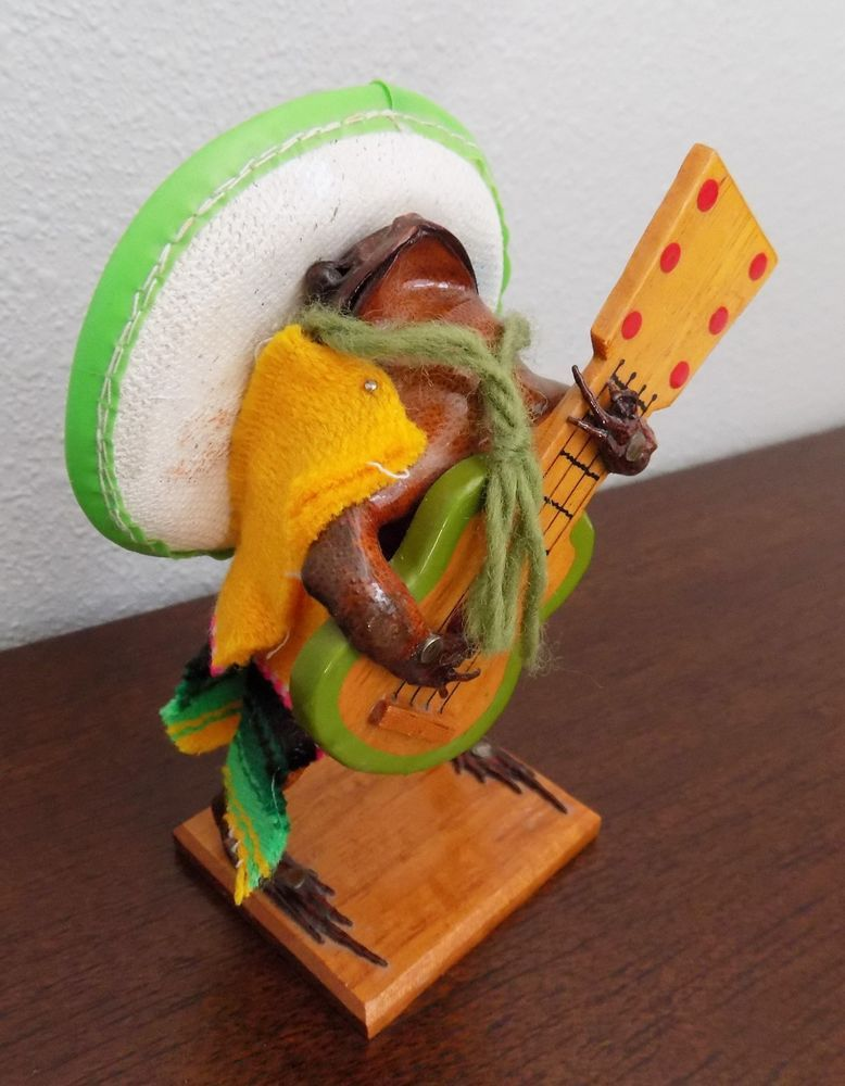 Toad in Sombrero