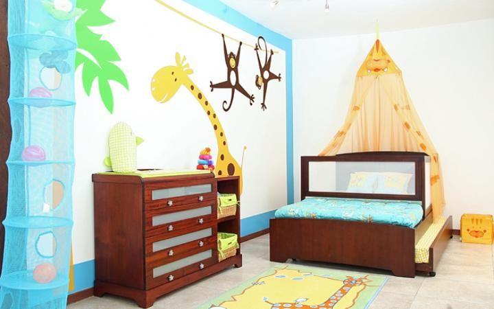 Cinco tips para decorar la habitaci n de un beb - Decorar cuarto de bebe ...