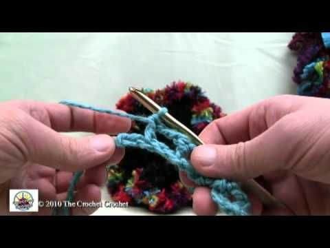 How To Crochet Boa Scarf Part 1 Of 2 Youtube Scarves