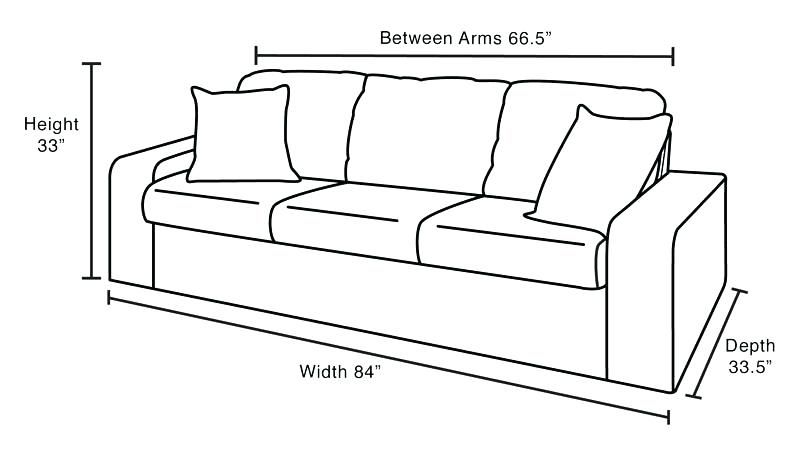 Standard Size Of A Sofa Google Search Couch Cushions Sofa Sofa Inspiration