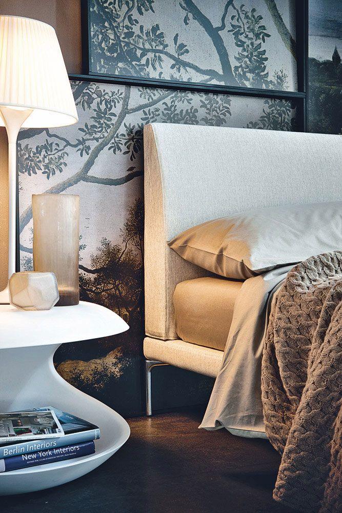 Doppelbetten: Bett Talamo von Zanotta   One Bedroom   Pinterest