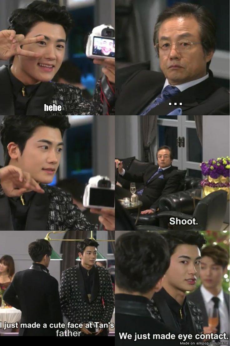 The Heirs Ep 1 EngSub Korean Drama