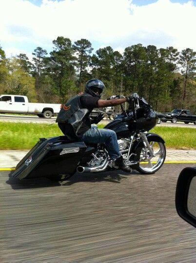 Roadglide Bagger 23 In Wheel Harley
