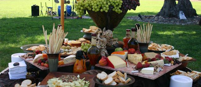 Prepara una mesa de quesos espectacular cocina y vino civil cheese table cheese y catering - Mesa de quesos para bodas ...