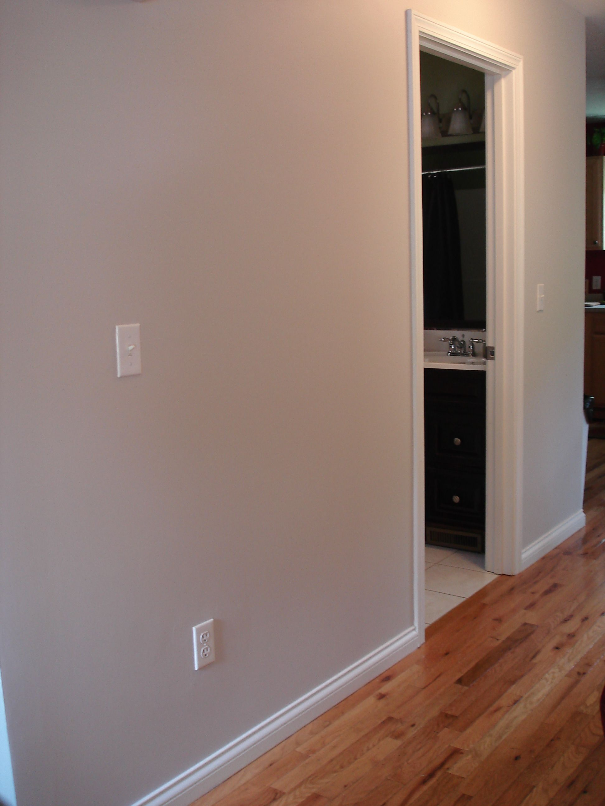 Wall Color Burnished Clay From Behr Kids Bath