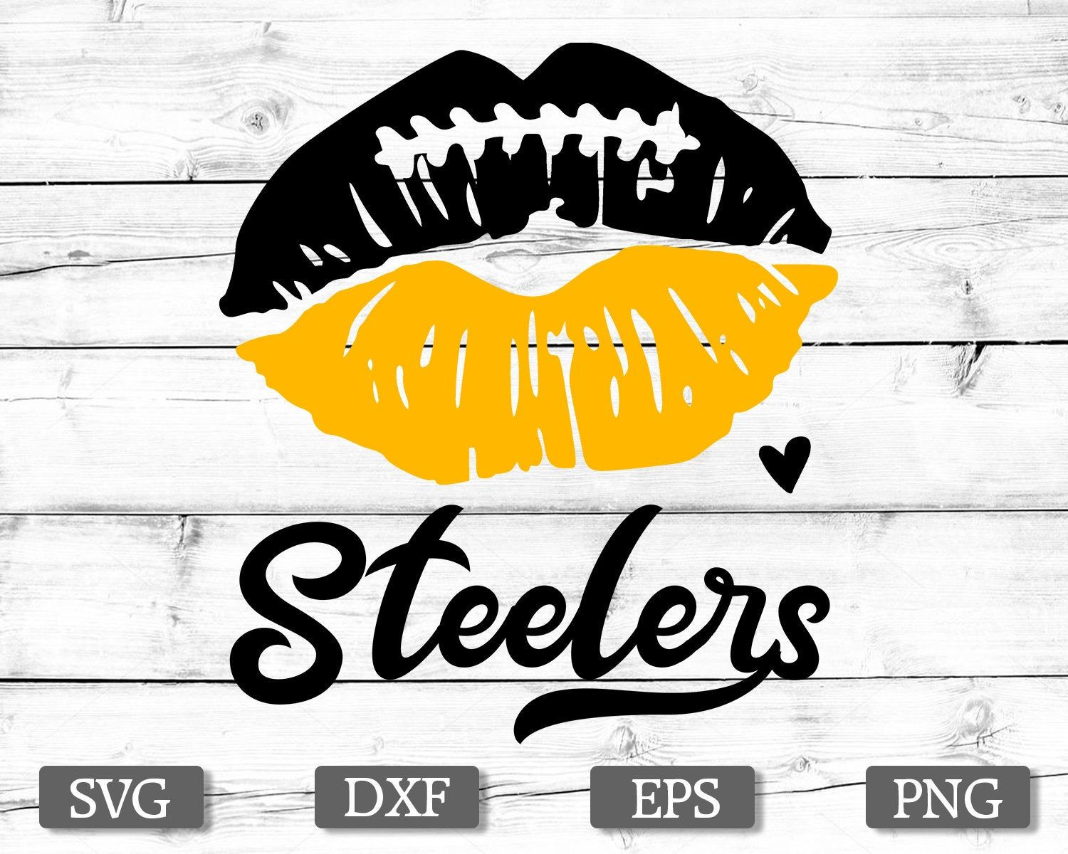 Steelers Logo Svg Free