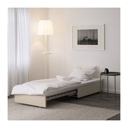 VALLENTUNA Módulo assento c/cama - Orrsta bege - IKEA | ikea ...