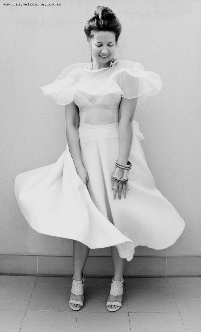 An ode to new look dior full skirts dior and christian dior