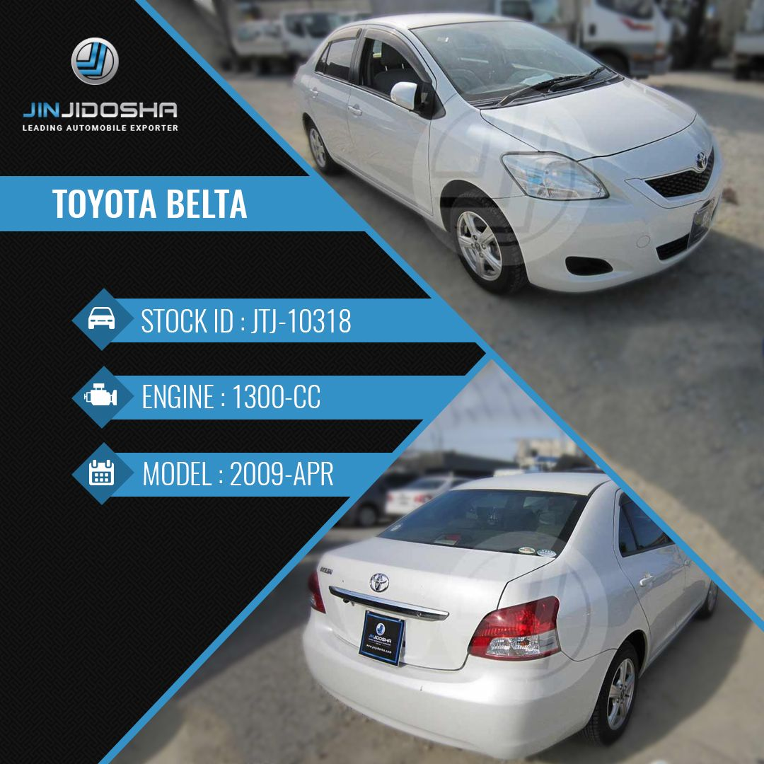 Your Toyota Belta In Stock Now! Details https//www