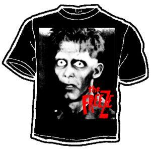 freeze rabid reaction tshirt 1490 punk clothing