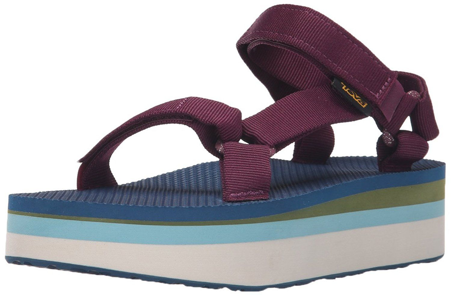 cf5dcd9cab07 Teva Women s W Flatform Universal Retro Sandal   Check this awesome image   Teva  sandals