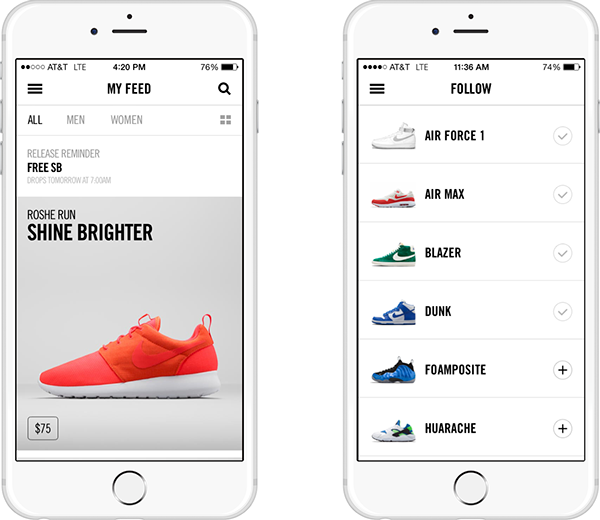Nike SNKRS App UsabilityResearch