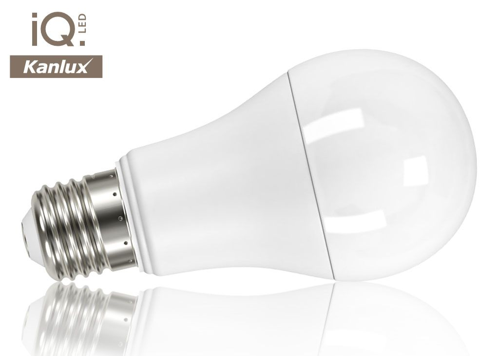 Kanlux Premium Iq E27 Smd Led Birne 15 Watt A60 Dimmbar Led Birne Led Birnen