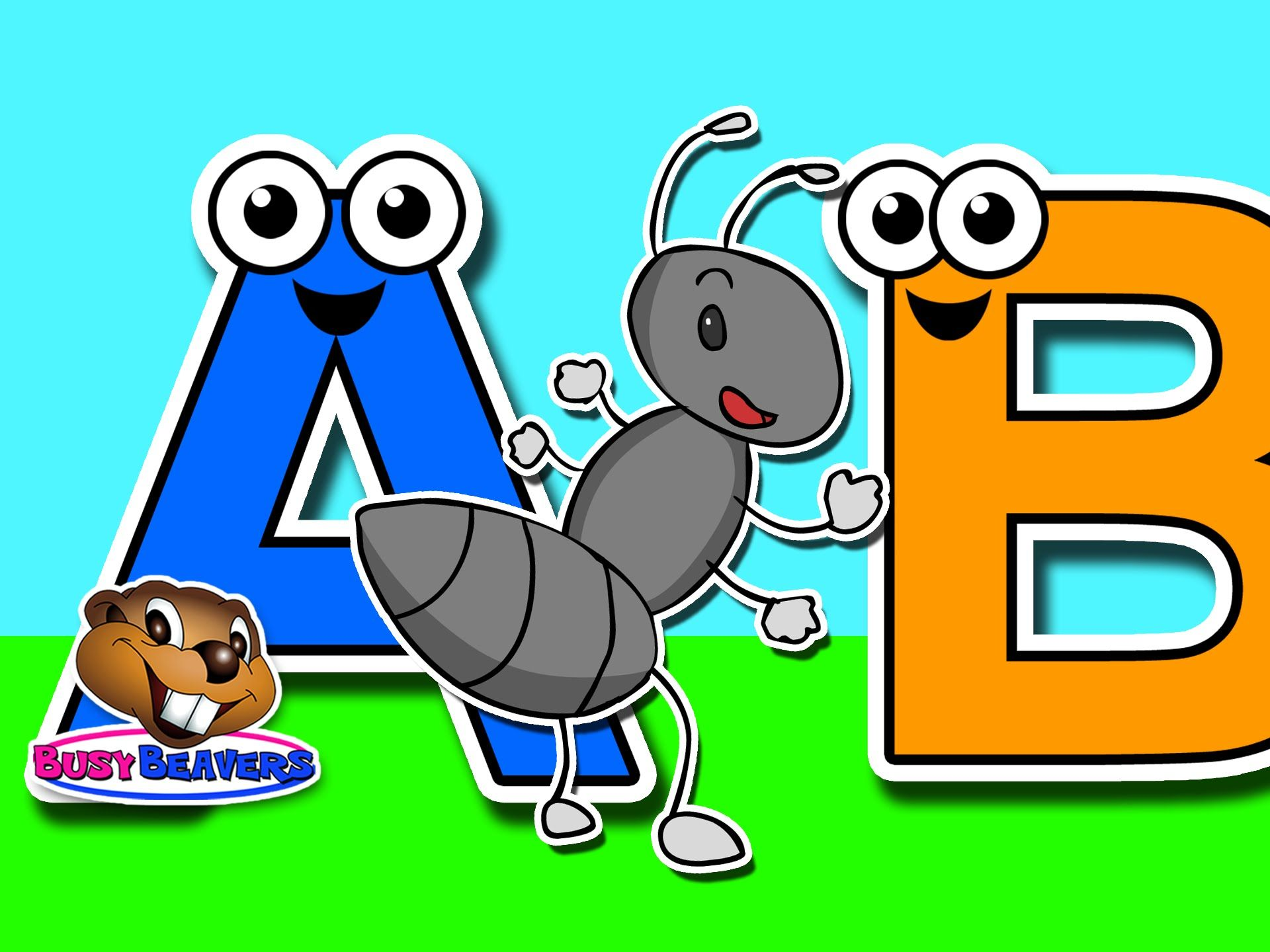 Learn the Alphabet Phonics & 26 Animal Names with this Cute