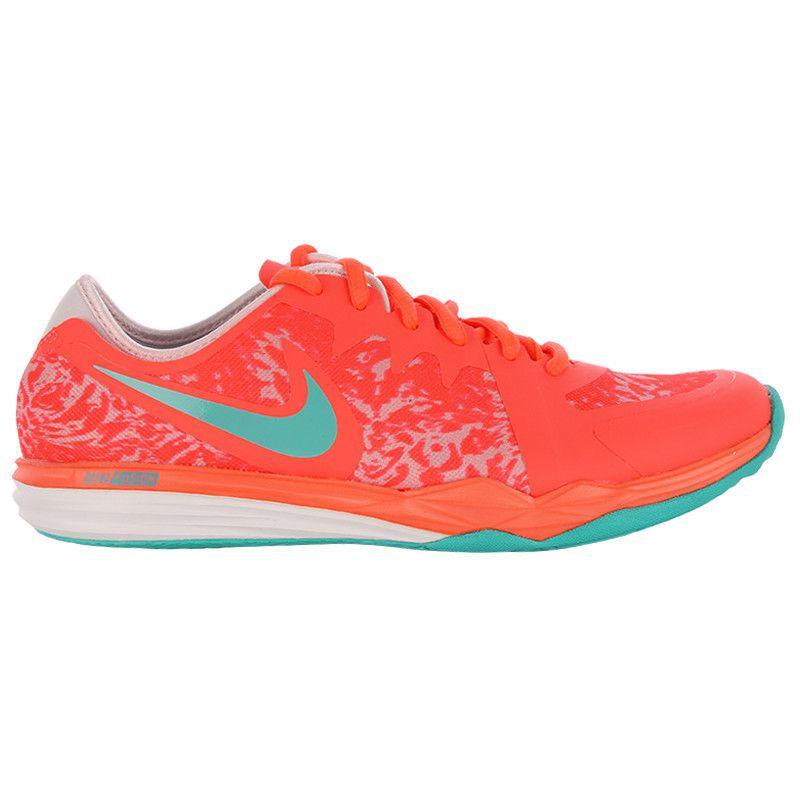najnowszy projekt sprzedaż zasznurować buty sportowe damskie NIKE DUAL FUSION TR 3 PRINT / 704941 ...