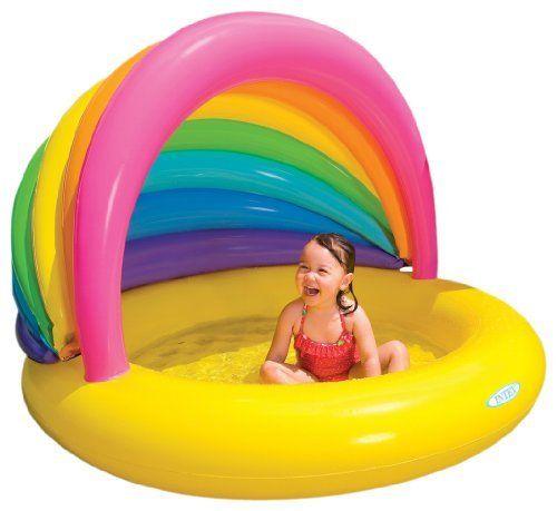 Intex Recreation 57420ep Rainbow Shade Pool By Intex 29 95 Soft