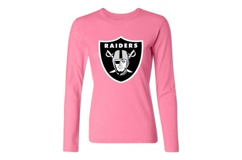 Oakland Raiders Football LongSleeve #OaklandRaiders #LongSleeve #Fashion #LongTees