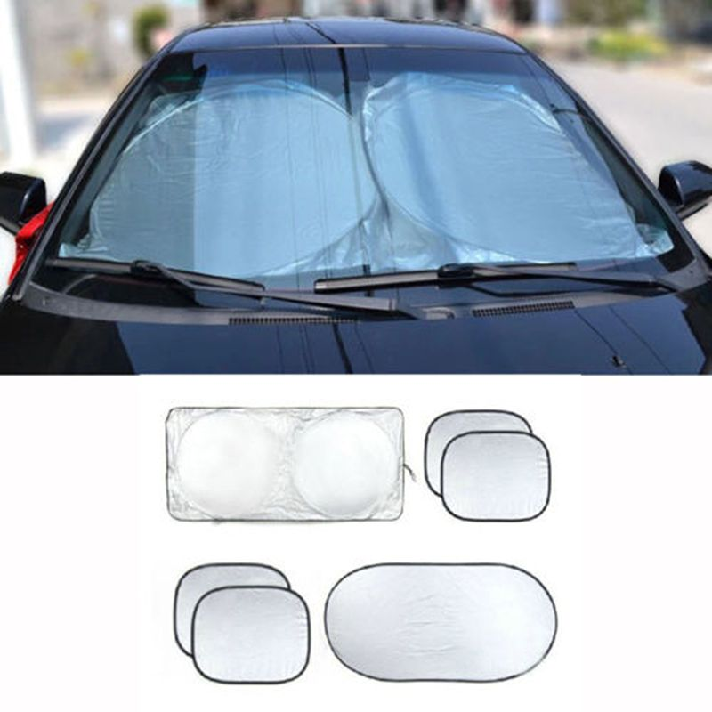 New Car Window Sun Shade Car Windshield Visor Cover Block Front