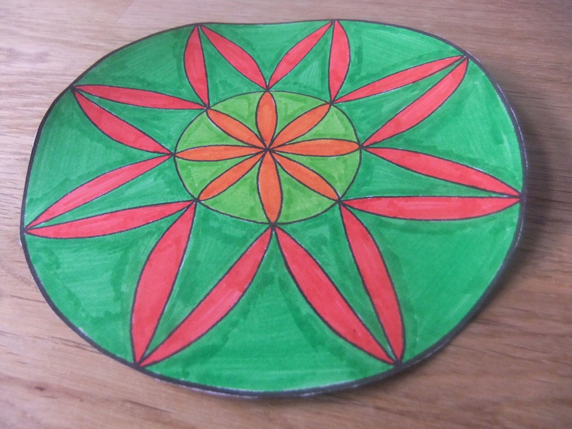 Mandalas zum Ausdrucken | Mandalas zum Ausdrucken (Ausmalbilder ...