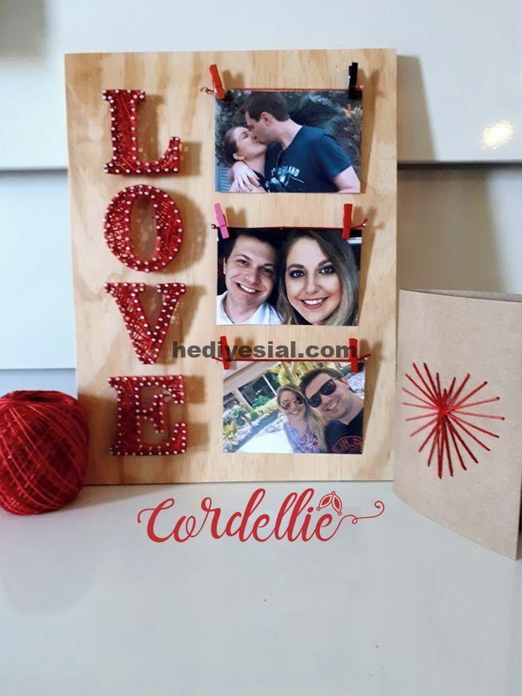 Ein tolles Geschenk, um Dating- oder Hochzeitsjubiläen zu feiern! *Holz...,  #dating #feiern #geschenk #hochzeitsjubilaen #present #tolles, Geschenk