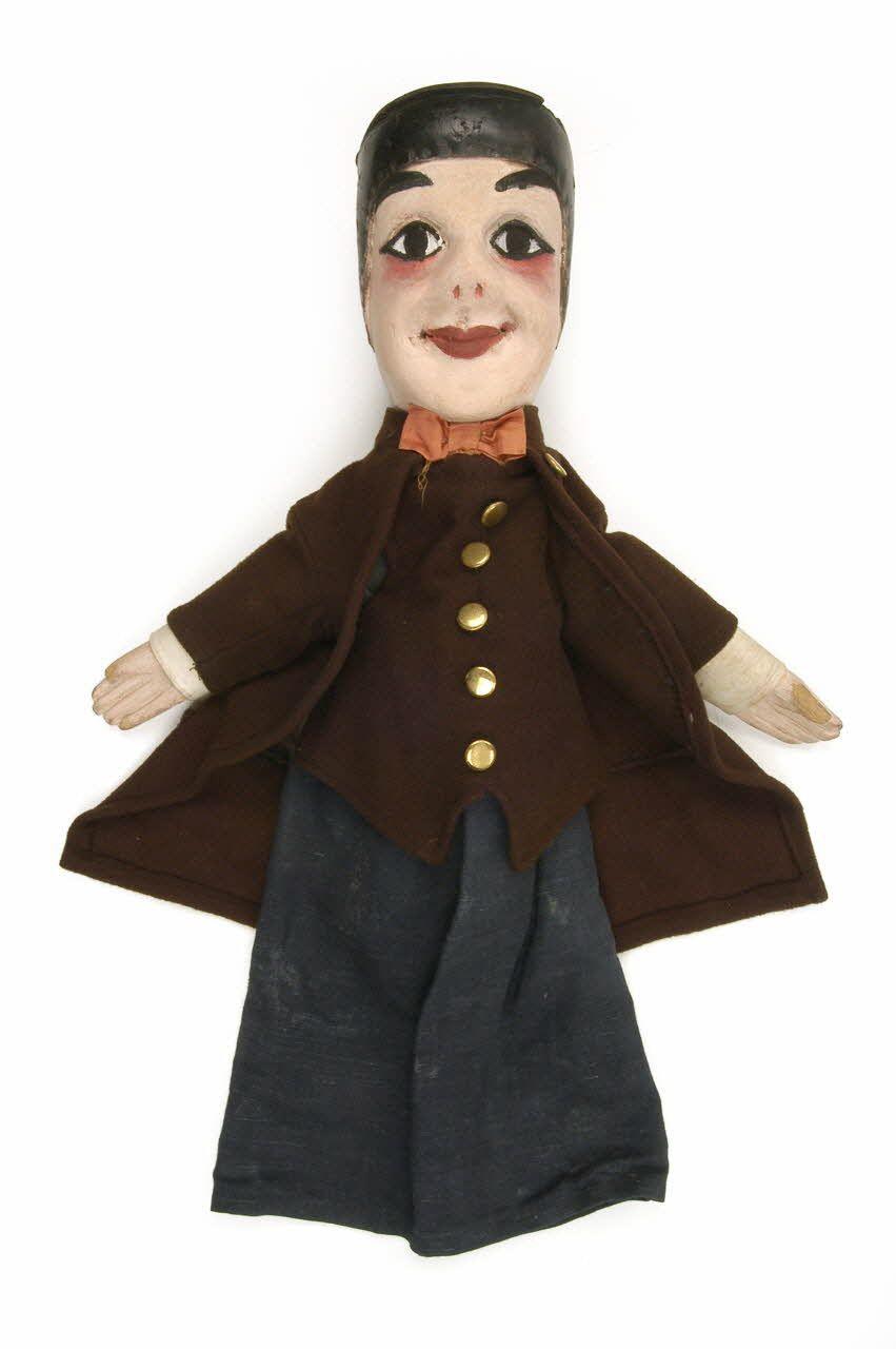* Guignol, marionnette à gaine Famille Josserand