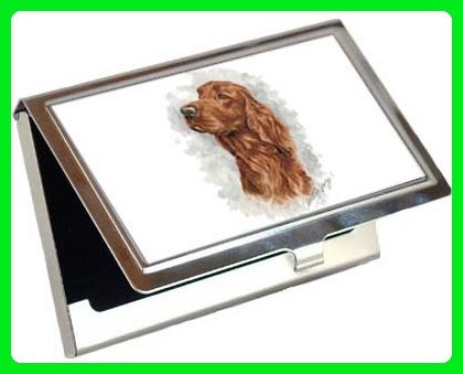 Irish setter business card credit card case wallets amazon irish setter business card credit card case wallets amazon partner link colourmoves Choice Image
