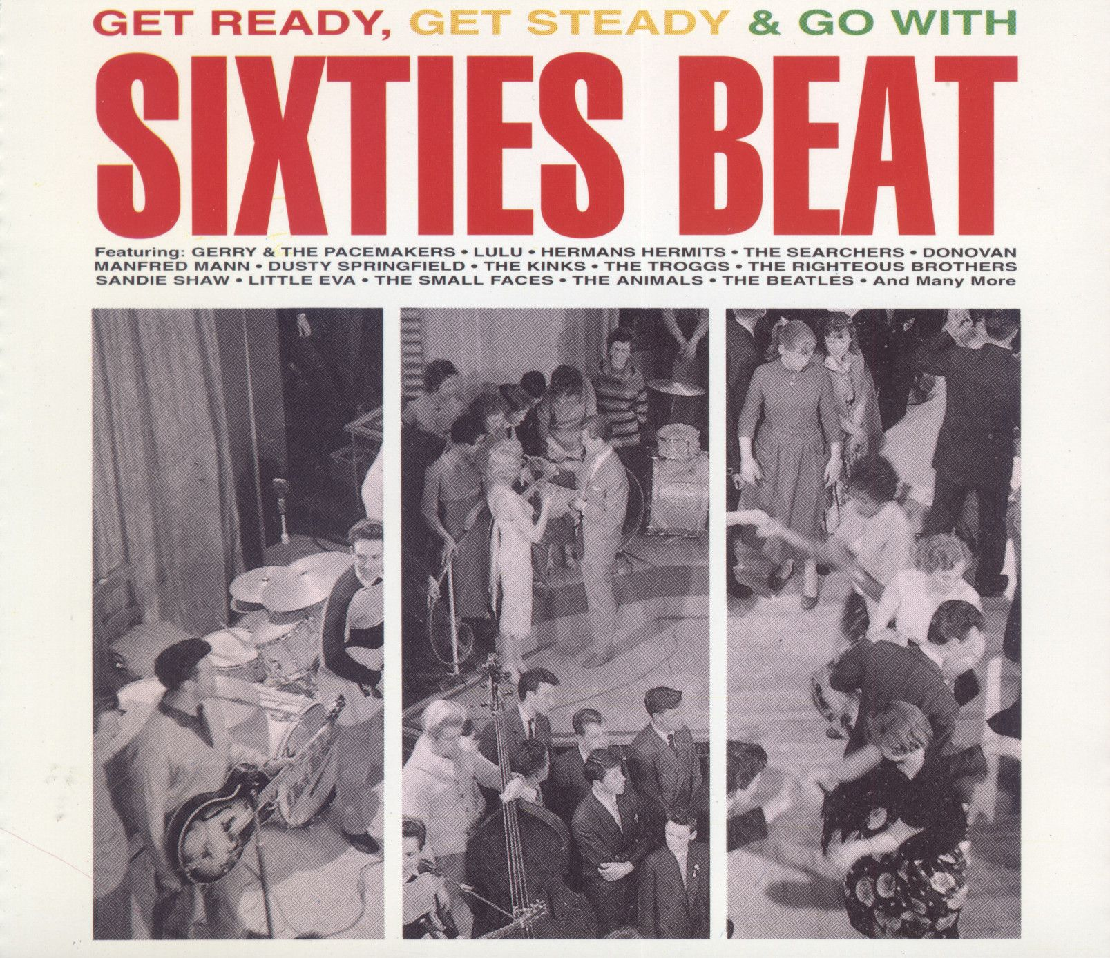 Sixties Beat Compilation Album Cover 60s Music Dusty