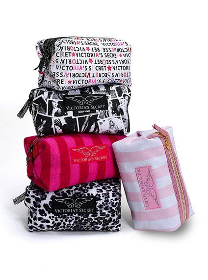 1909929e79 Victoria s Secret Makeup bag  19. Fill it with VS goodies