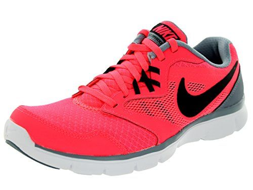 8c8f2ddc27e2 Nike Women s Flex Experience Rn 3 Hyper Punch Black Magnet Grey ...