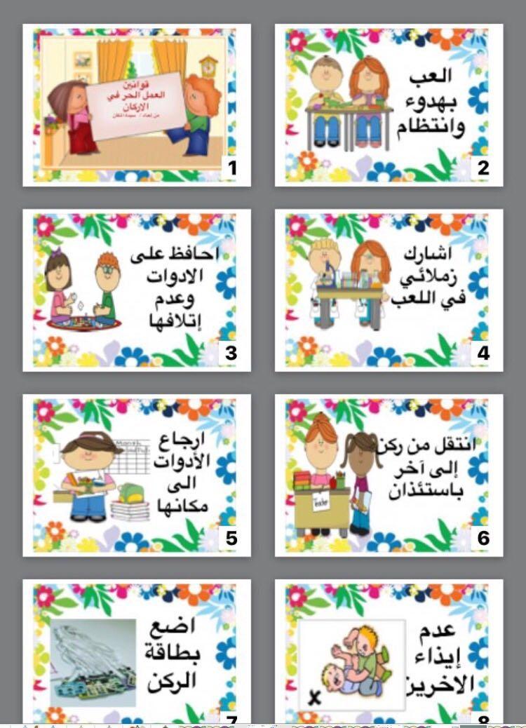 Pin By عادل بولعيش On افكار للفصل Muslim Kids Activities Learning Arabic School Crafts