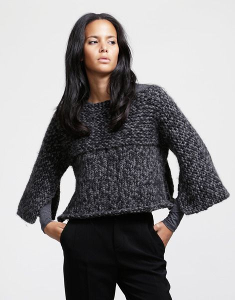 I love Wool and the Gangs Fair Lady Cape | Making ...