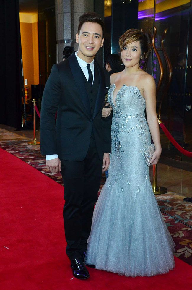 Singer Angeline Quinto In A Pepsi Herrera Creation With -5573