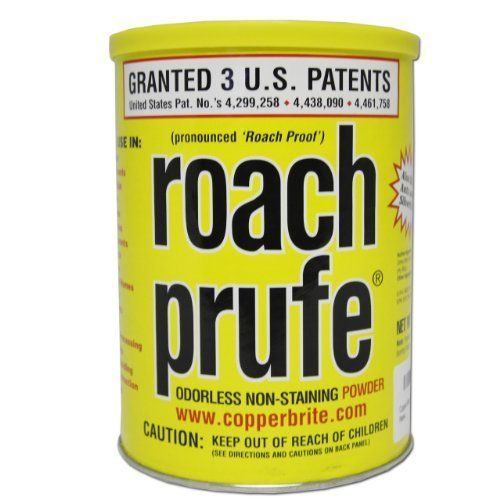 Copper Brite 1 Roach Prufe Powder 16 Ounce By Copper Brite 8 65