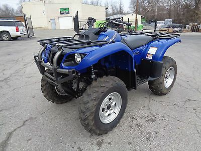 Atvs Offroad 2004 Yamaha Grizzly 660 4wd Automatic Atv With Independent Rear Suspension Gifts Yamaha Atv 4wd