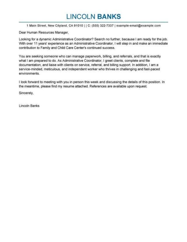 23+ Office Manager Cover Letter   Cover Letter Resume   Pinterest ...