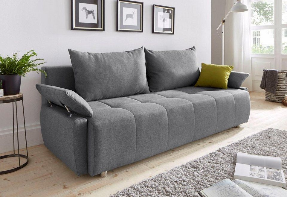 Collection Ab Schlafsofa Mit Federkern Inklusive Bettkasten